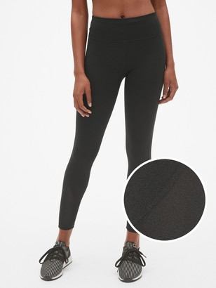 Gap GapFit Blackout Mesh-Insert Full Length Leggings