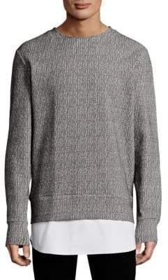 Twenty Textured Cotton Sweater