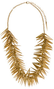 Martin and Ricci Gold Plated  Bliss Necklace