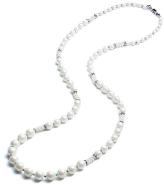 Carolee Convertible Beaded Necklace, 36""