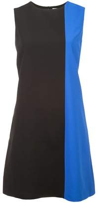 Alice + Olivia Alice+Olivia colour block mini dress