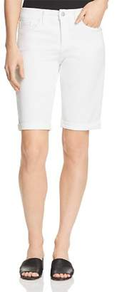 NYDJ Briella Roll Cuff Denim Bermuda Shorts