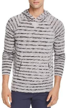 ATM Anthony Thomas Melillo Slub Painted Stripe Pullover Hoodie - 100% Exclusive