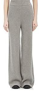 VIS A VIS Women's Waffle-Knit Cashmere Lounge Pants-Gray