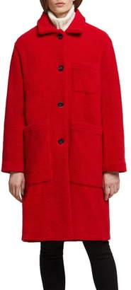 Woolrich Hazelton Wool Blend Coat
