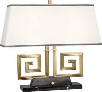 Jonathan Adler Mykonos Double Table Lamp