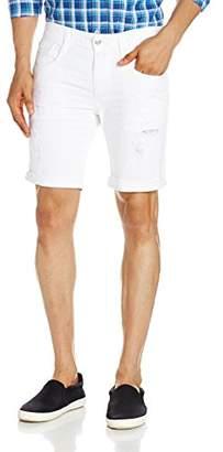 Replay Men's Short - White