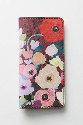 KT Smail Picturesque Florals Travel Wallet