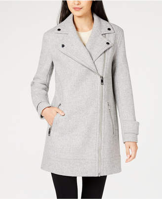 Michael Kors Asymmetrical Coat