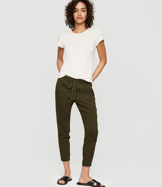 Lou & Grey Softstretch Linen Pants $69.50 thestylecure.com