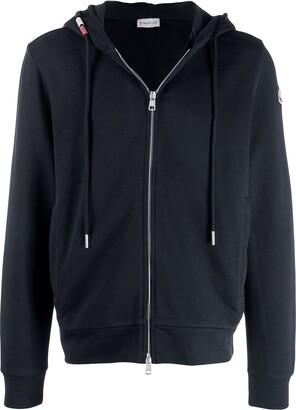 Moncler zip front sweatshirt