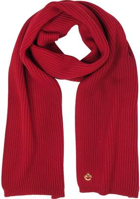 DSQUARED2 Solid Wool Knit Women's Long Scarf