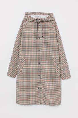 H&M Patterned Raincoat - Beige