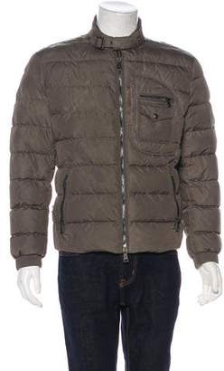Ralph Lauren Black Label Down Puffer Jacket