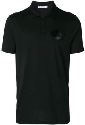 Versace logo polo shirt