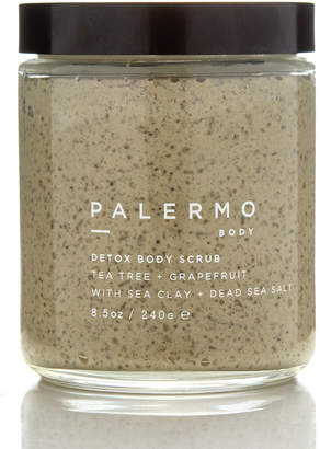Palermo Body Detox Body Scrub - Tea Tree + Grapefruit