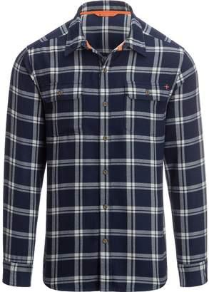 Basin and Range Woodside Ridge Midweight Quick-Dry Flannel Shirt - Men's