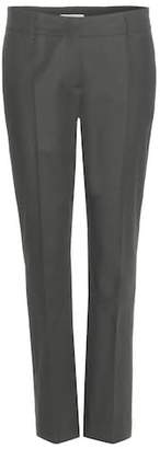 Schumacher Dorothee Bold Silhouette cotton trousers