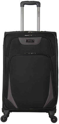 Kenneth Cole Reaction Luggage Poly 24-Inch Checked Luggage - Women's