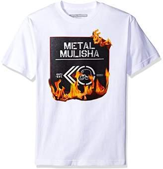 Metal Mulisha Men's Plus Size Patch Tee