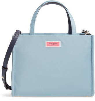 Kate Spade Medium Sam Nylon Satchel