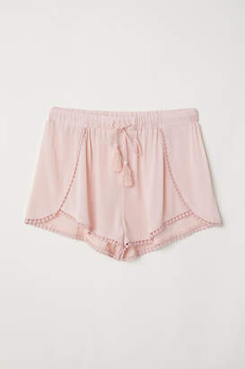 H&M Pull-on Shorts - Pink