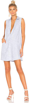 BCBGeneration Sleeveless Pocket Dress