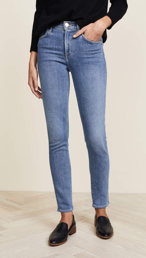 The Profit Ankle Skinny Jeans
