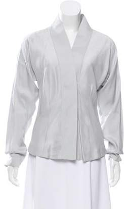 Donna Karan Satin Kimono Top w/ Tags