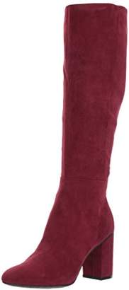 Kenneth Cole Reaction Women's Time to Step to The Knee Microfiber Riding Boot