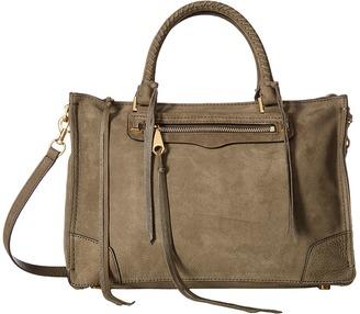 Rebecca Minkoff - Regan Satchel Tote Tote Handbags $325 thestylecure.com