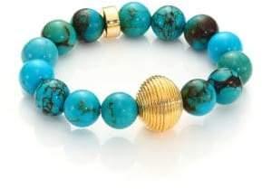 Nest Turquoise Beaded Bracelet