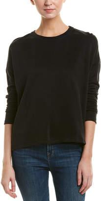 The Kooples Sport Fleece Sweatshirt