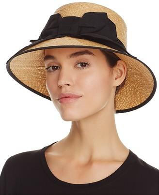 Helene Berman Audrey Cloche Sun Hat $108 thestylecure.com
