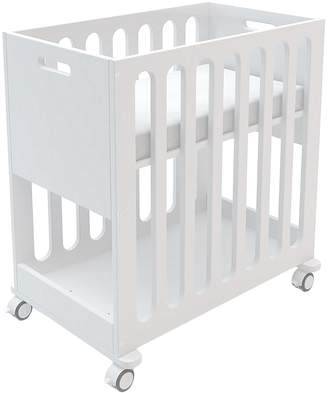 Oeuf Fawn Bassinet/Cot System, White