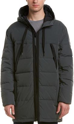 Andrew Marc Down Puffer Coat