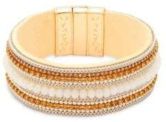Panacea Wide Magnetic Bracelet