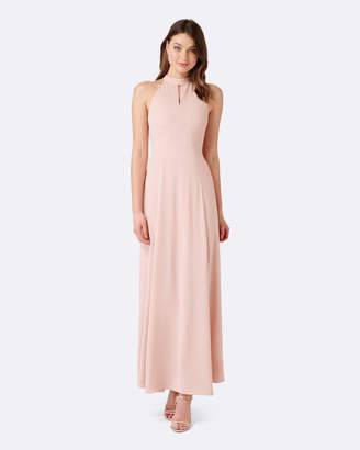 Forever New Paris Halter Maxi Dress
