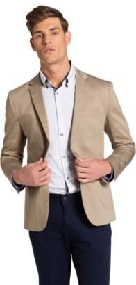 yd. CAMEL ACADEMY DRESS JACKET