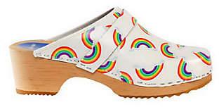 Cape Clogs Rainbows Style Clogs