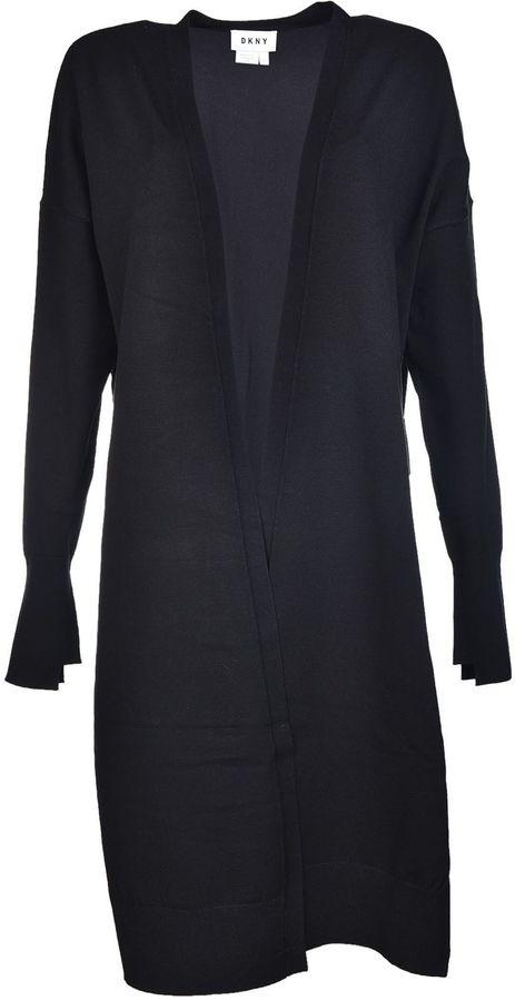 DKNYDkny Open Front Cardi-coat