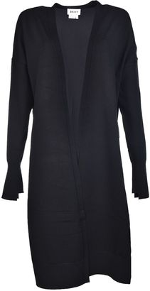 Dkny Open Front Cardi-coat $221 thestylecure.com