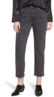 Levi's 501(TM) Crop Skinny Jeans (Dancing in the Dark)
