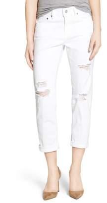 AG Jeans Women's 'The Ex-Boyfriend' Crop Slim Jeans