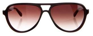 Paul Smith Tinted Gradient Sunglasses