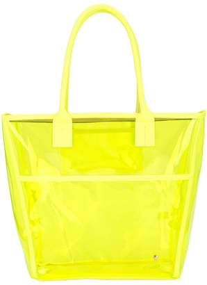 Stephanie Johnson Hayley Carry-All Tote - Neon Yellow