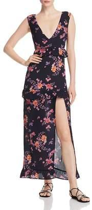 Nightwalker Elsa Floral Maxi Dress