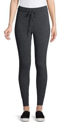 Ply Cashmere Drawstring Cashmere Leggings