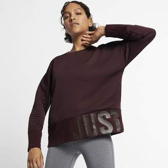 Nike Dri-FIT Women's Long Sleeve Training Top