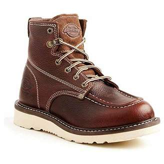 """Dickies Men's Trader 6"""" Leather Boot"""